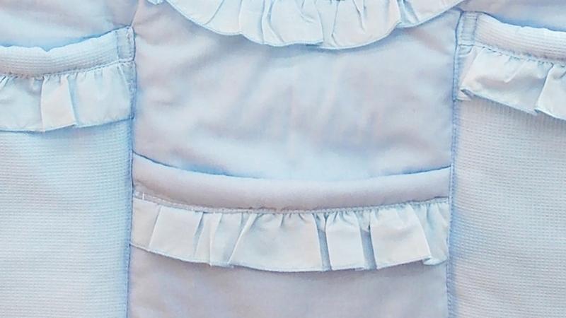 Аксессуар в кроватку Карман Светик (голубой) фото (2)
