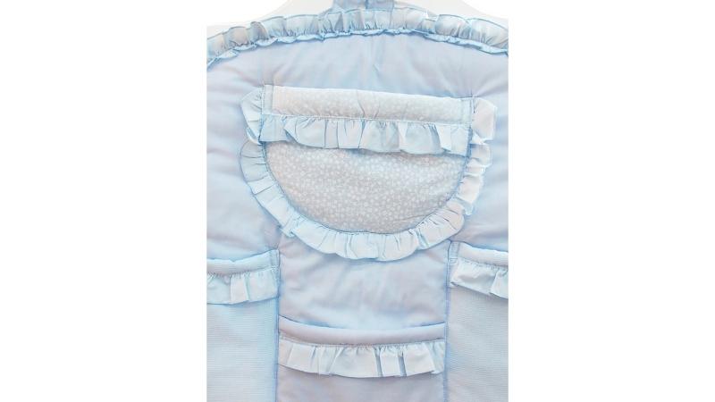 Аксессуар в кроватку Карман Светик (голубой) фото (4)
