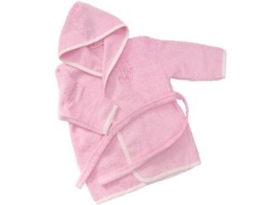 Банный аксессуар Халатик Аттик (розовый) фото
