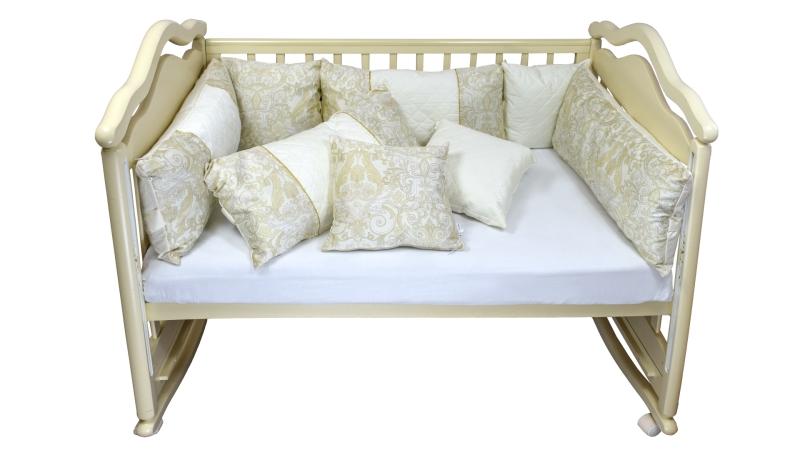 Бортик в кроватку Golden Kit фото (1)