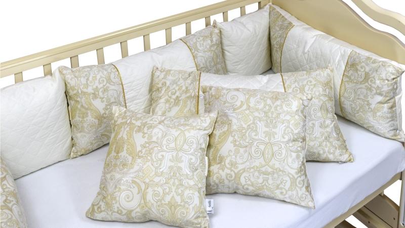 Бортик в кроватку Golden Kit фото (3)