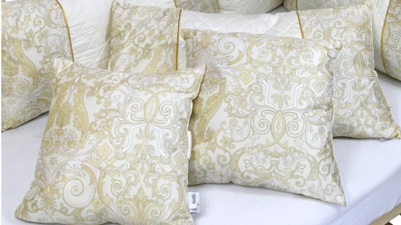 Бортик в кроватку Golden Kit фото (4)