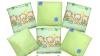 Бортик в кроватку Игрушечный (зеленый) фото мни (4)