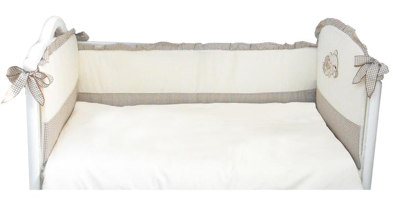 Бортик в кроватку Мими фото (1)