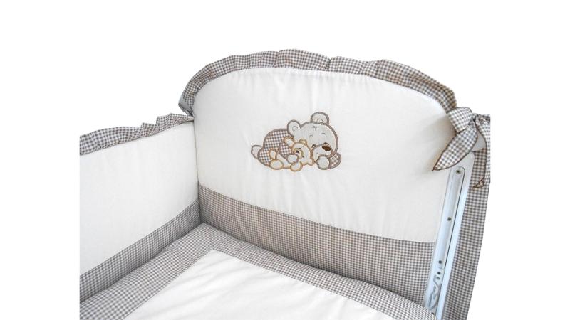 Бортик в кроватку Мими фото (2)