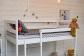 Детская кровать Двухъярусная кровать Felicita (с ящиками) фото мни (2)