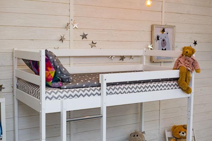 Детская кровать Двухъярусная кровать Felicita (с ящиками) фото (2)