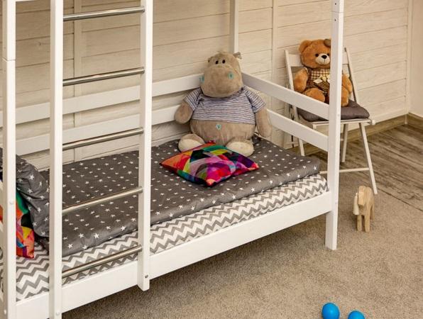 Детская кровать Двухъярусная кровать Felicita (с ящиками) фото (3)