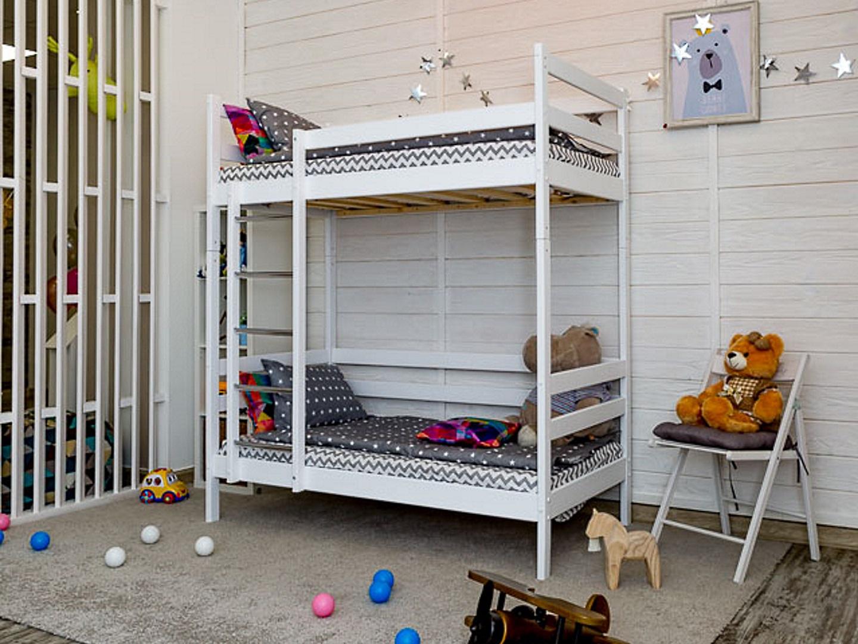 Детская кровать Двухъярусная кровать Felicita фото FullHD (0)