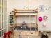 Детская кровать Двухъярусная кровать Felicita (с ящиками) фото мни (1)