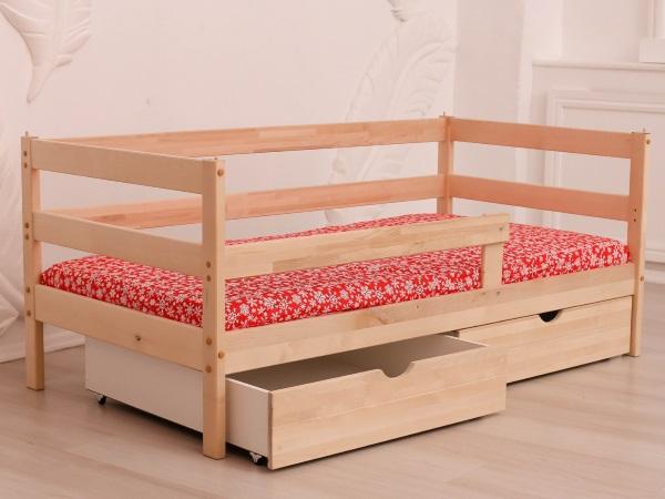Детская кровать Софа Sogni D`Oro (с ящиками) фото (1)