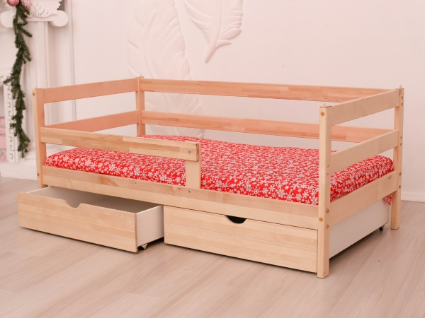 Детская кровать Софа Sogni D`Oro (с ящиками) фото (2)