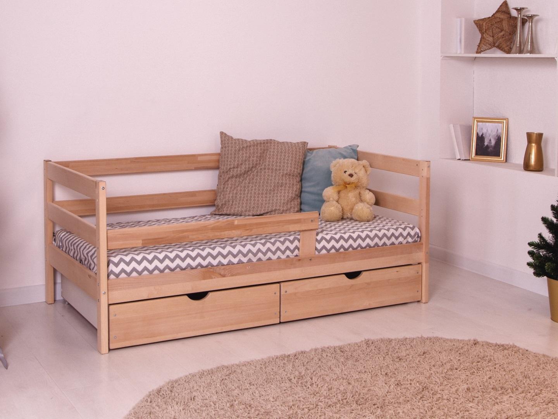 Детская кровать Софа Sogni D`Oro (с ящиками) фото FullHD (0)