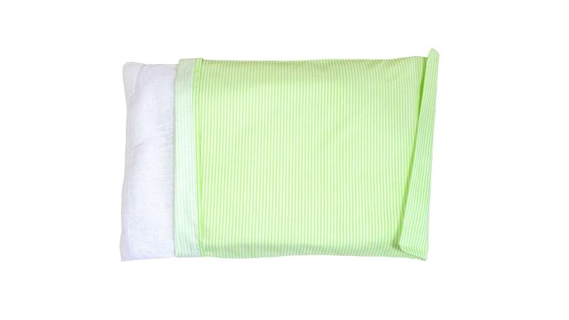 Детское постельное бельё Наволочка (зелёная) фото (1)