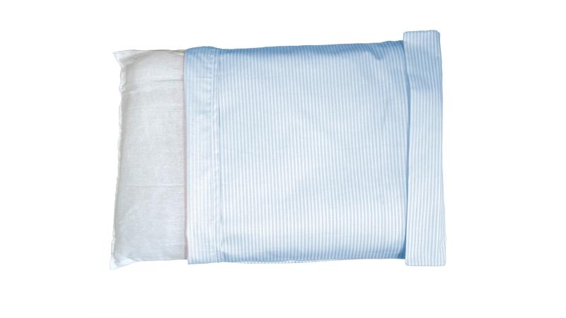 Детское постельное бельё Наволочка (голубая) фото (1)
