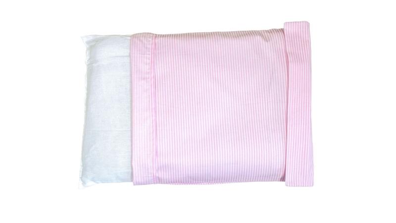 Детское постельное бельё Наволочка (розовая) фото (1)