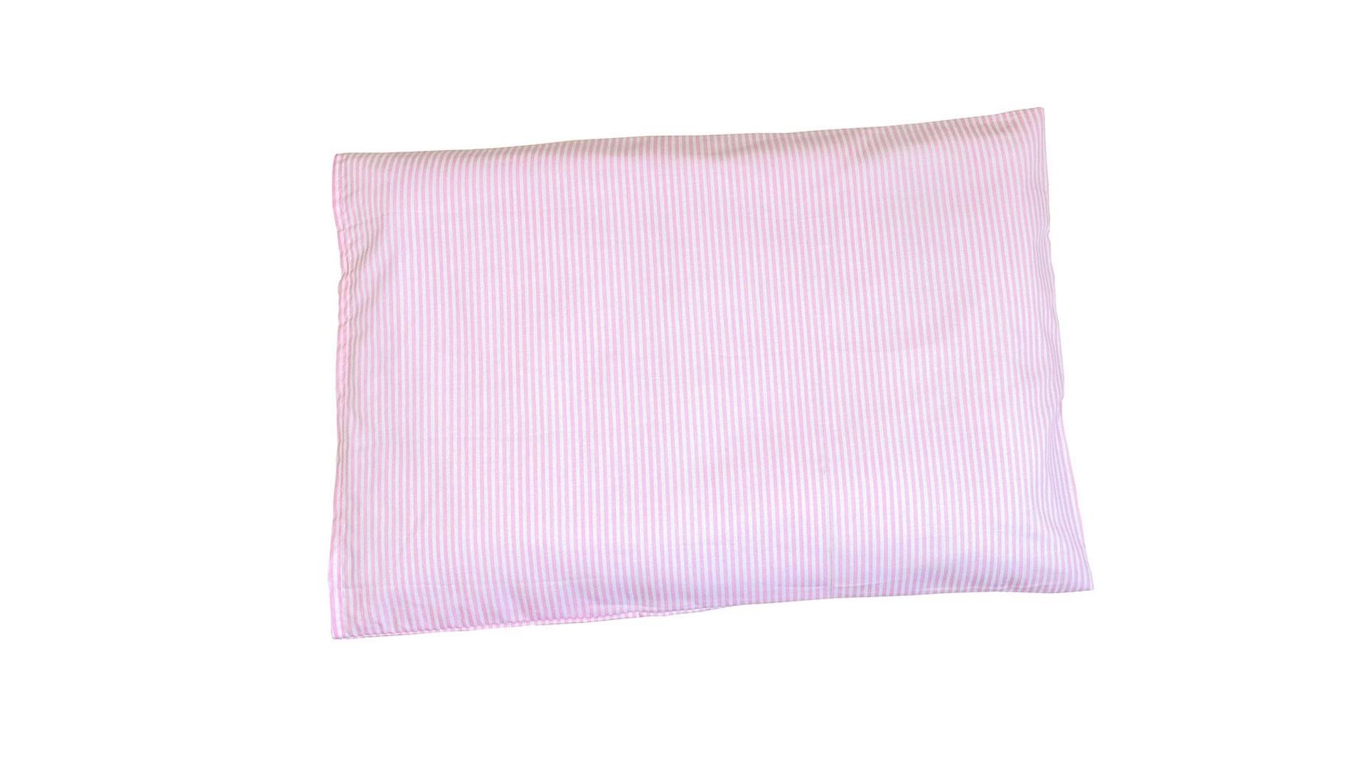 Детское постельное бельё Наволочка (розовая) фото FullHD (0)