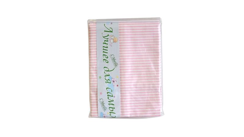 Детское постельное бельё Простыня (розовая) фото (0)