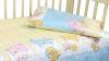 Детское постельное бельё Детки (голубой) фото мни (3)