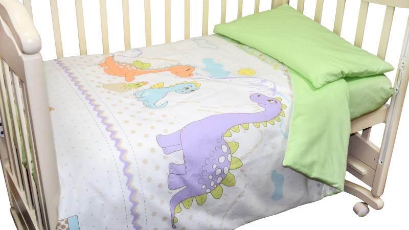 Детское постельное бельё Дино фото (2)