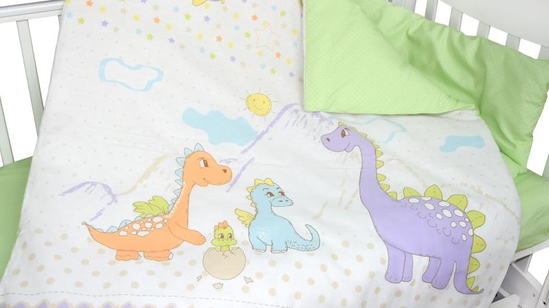 Детское постельное бельё Дино фото (3)