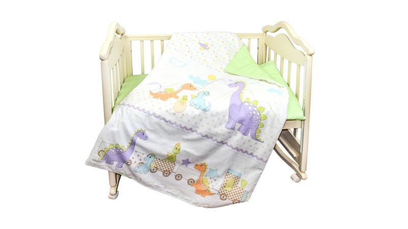 Детское постельное бельё Дино фото (0)
