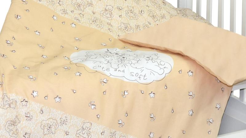 Детское постельное бельё Милый и мягкий фото (1)