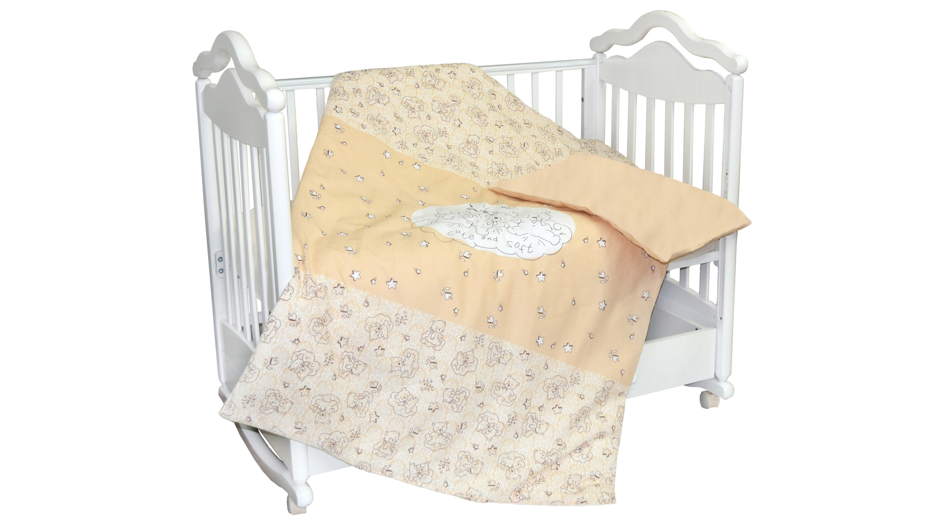 Детское постельное бельё Милый и мягкий фото FullHD (0)