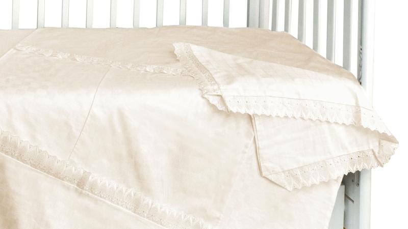 Детское постельное бельё Нежность фото (2)