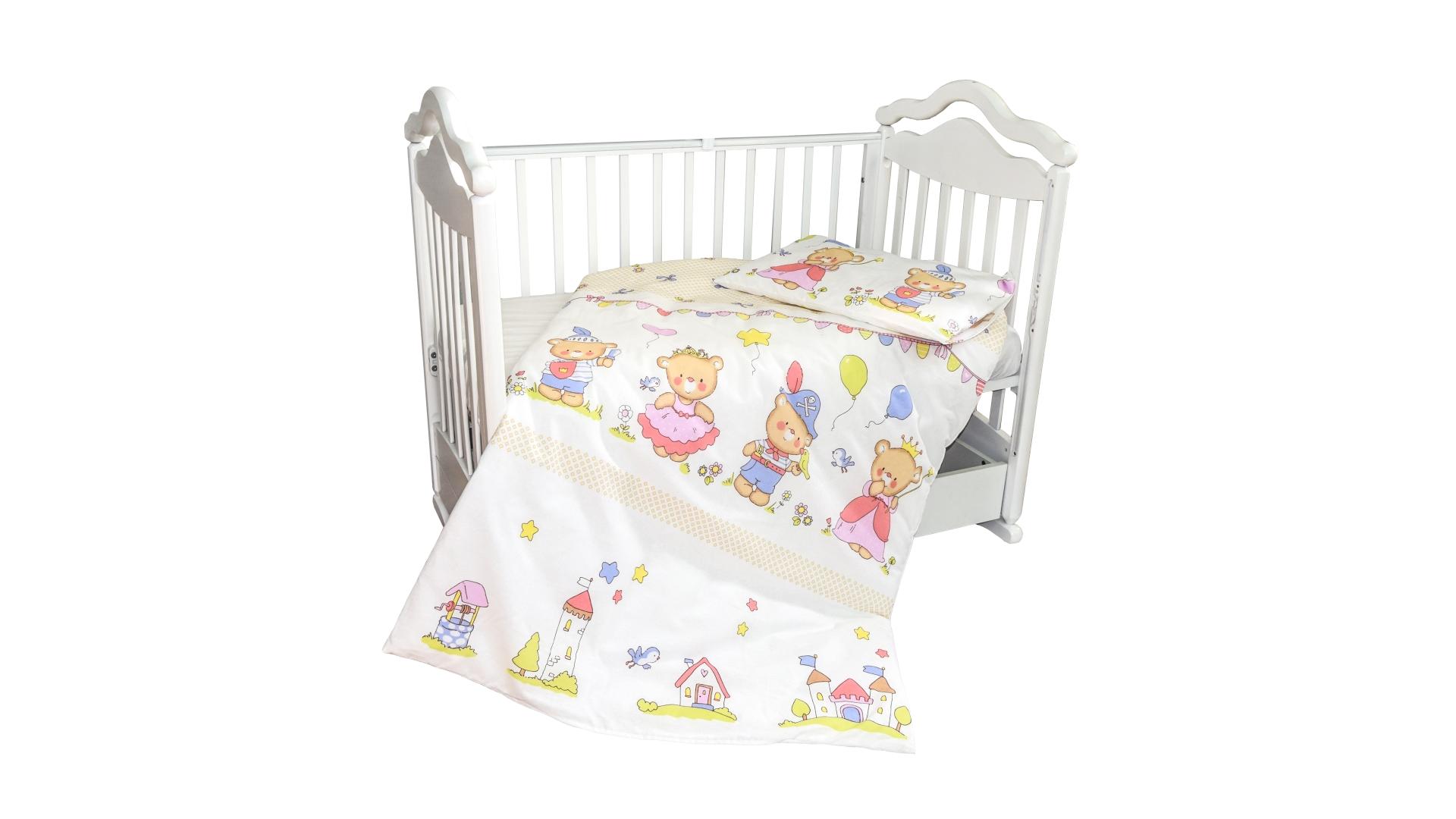 Детское постельное бельё Рыцари и принцессы фото FullHD (0)