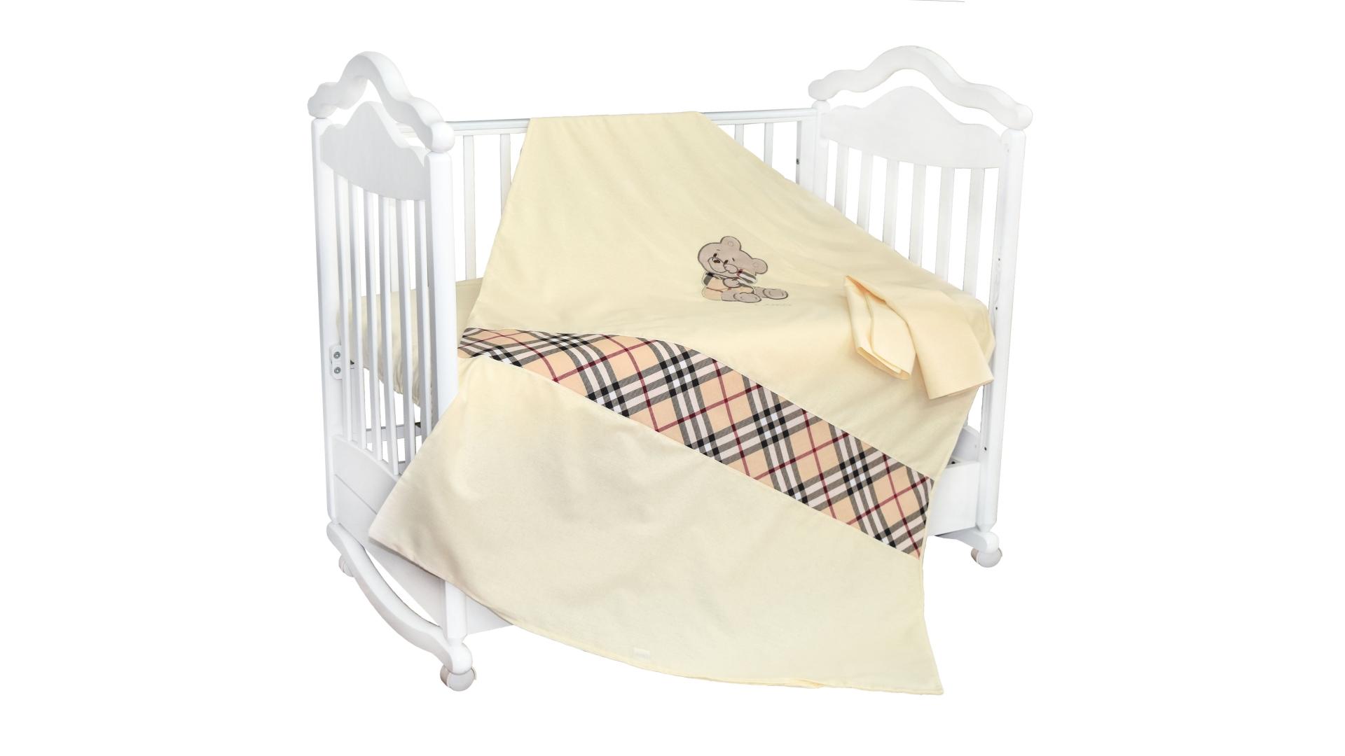 Детское постельное бельё Сливочные сны фото FullHD (0)