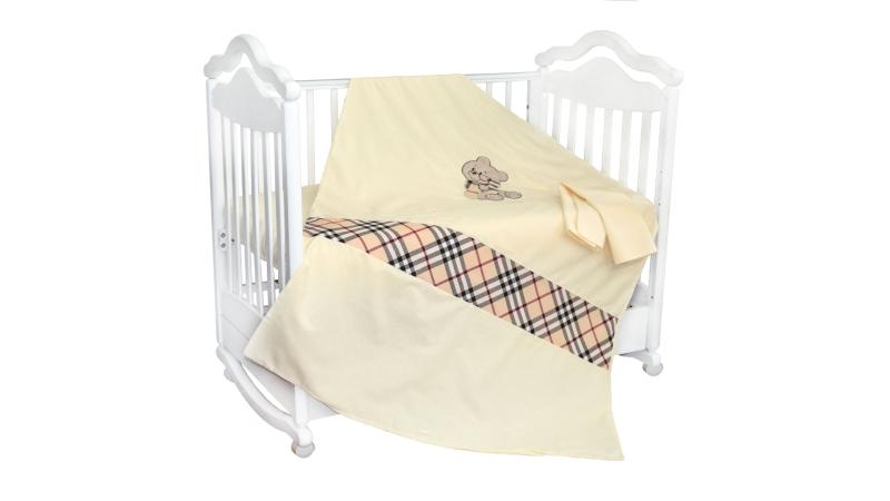 Детское постельное бельё Сливочные сны фото (0)