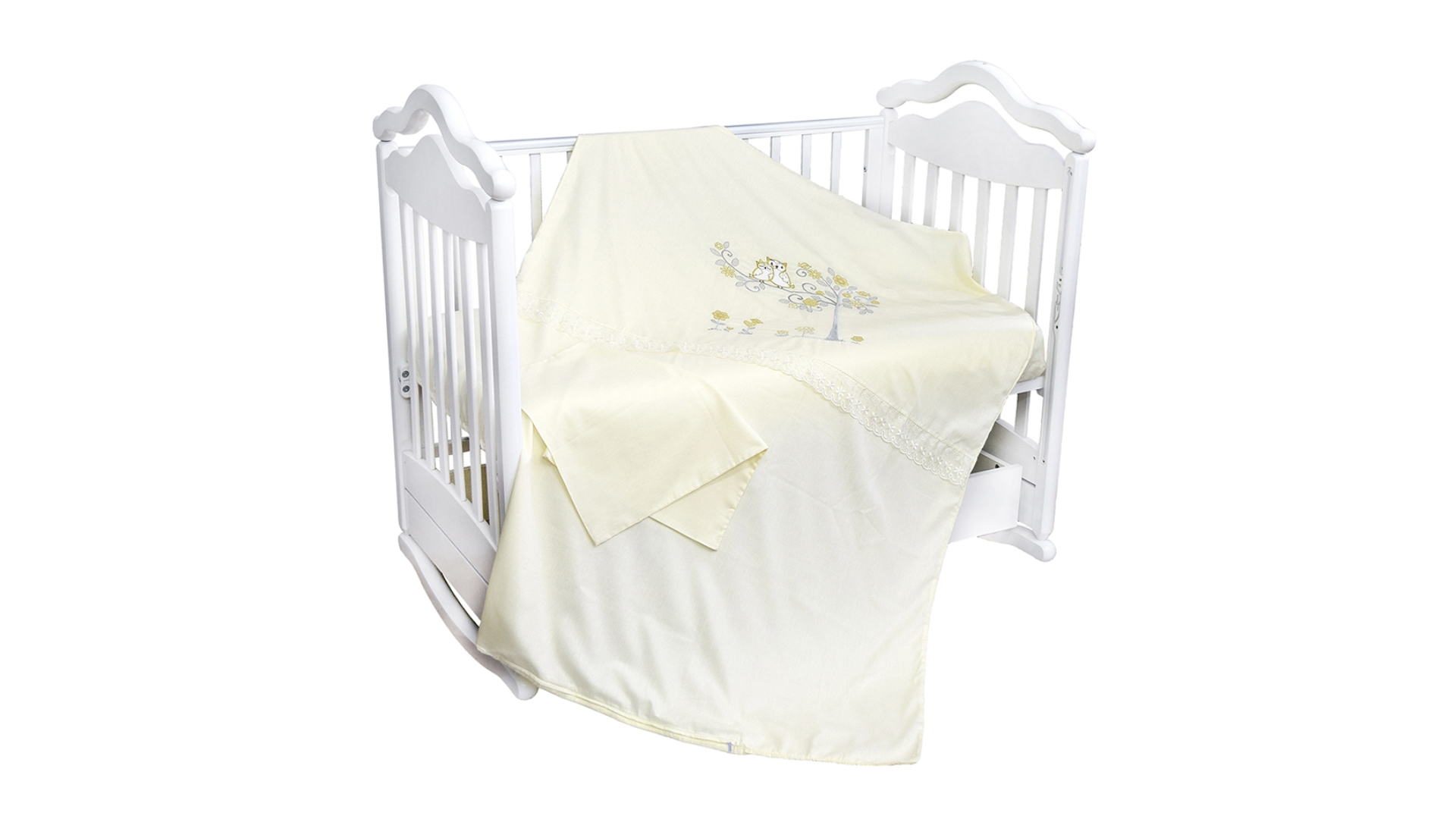 Детское постельное бельё Совушки фото FullHD (0)