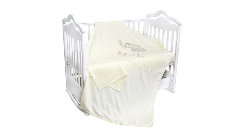 Детское постельное бельё Совушки фото (0)