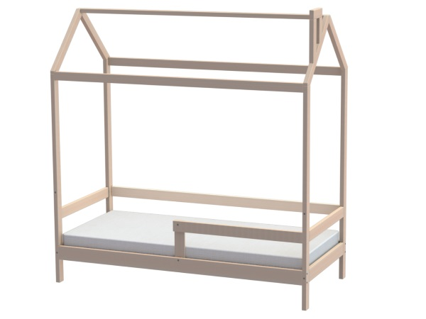 Домик-кроватка Fiabo (с бортом) фото (0)