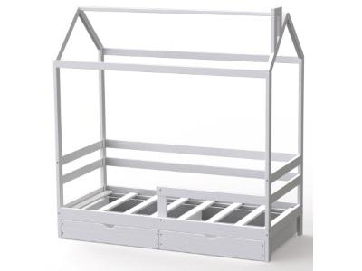 Домик-кроватка Giovane-1 (с ящиками) фото