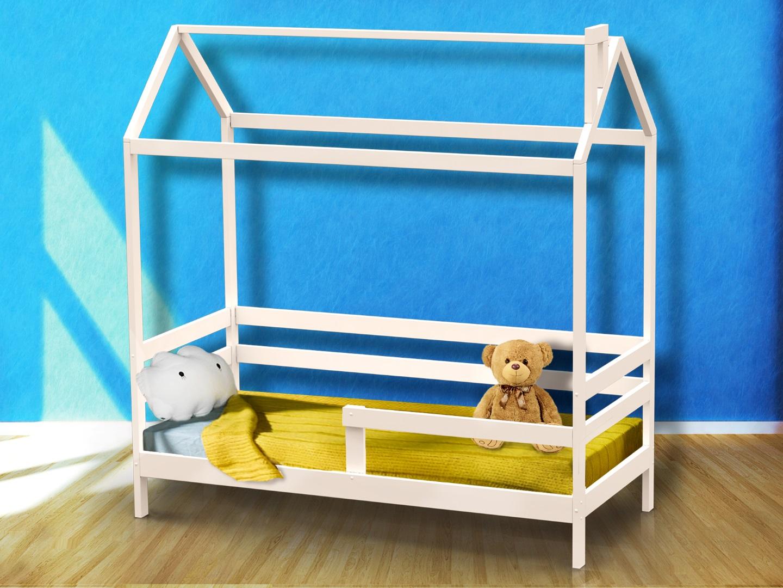 Домик-кроватка Giovane-1 (белый) фото FullHD (0)
