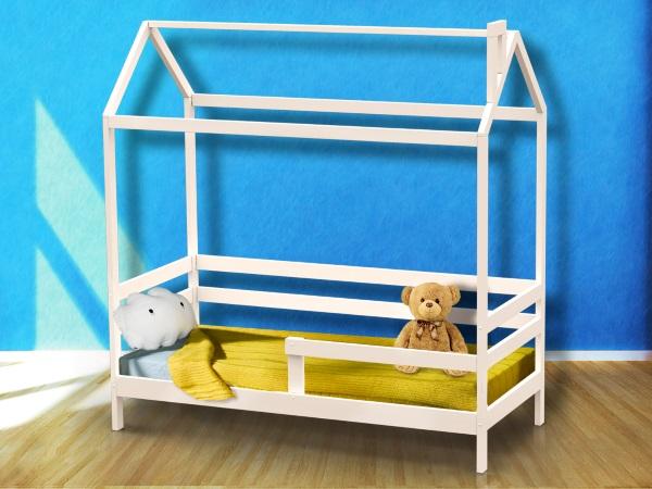 Домик-кроватка Giovane-1 (белый) фото (0)
