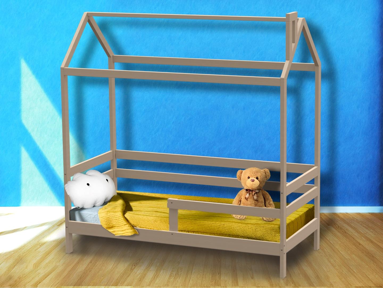 Домик-кроватка Giovane-1  фото FullHD (0)