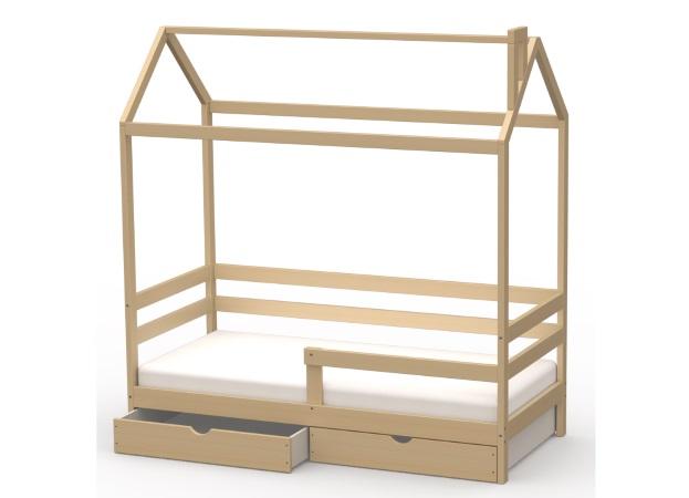 Домик-кроватка Giovane-2 (с ящиками) фото (2)