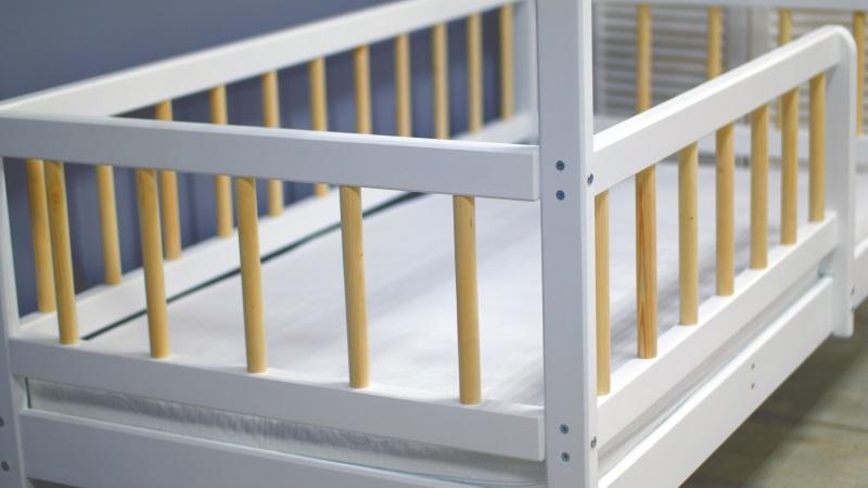 Домик-кроватка Infantile (с ящиками) фото (2)