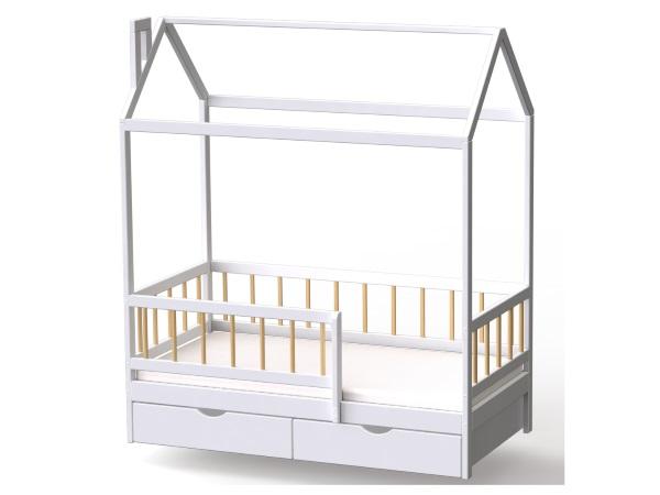Домик-кроватка Infantile (с ящиками) фото (0)