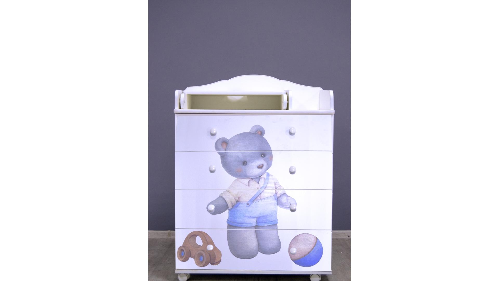 Комод в детскую Кирюша фото FullHD (0)
