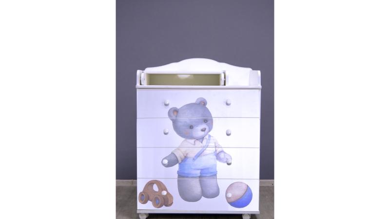 Комод в детскую Кирюша фото (0)