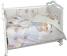 Комплект в кроватку Мишки под одеялом (4) фото мни (1)