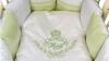 Комплект в кроватку Rich Family зелёный (6) фото мни (3)