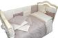 Комплект в кроватку Amaretti (6) фото мни (1)