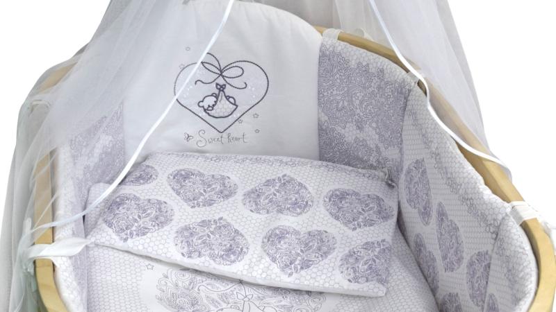 Комплект в кроватку Ажурный (7) фото (3)