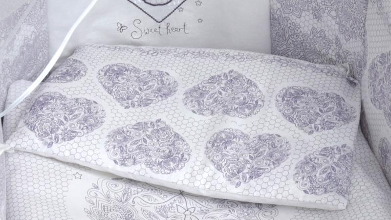Комплект в кроватку Ажурный (7) фото (4)