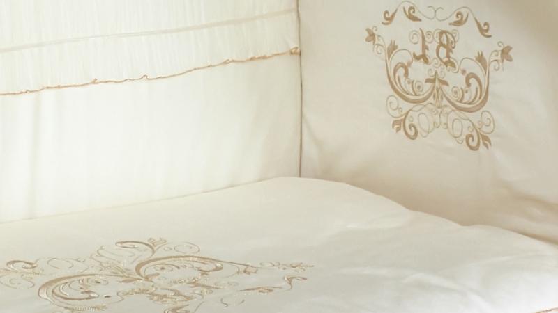 Комплект в кроватку Бэби-люкс (7) фото (2)